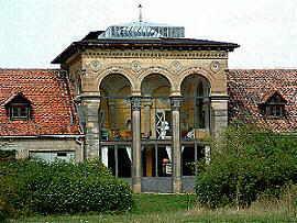 Seggerde - Spiegel orangerie ...